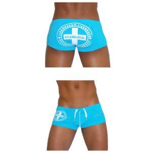 Boxer Lifeguard Azul