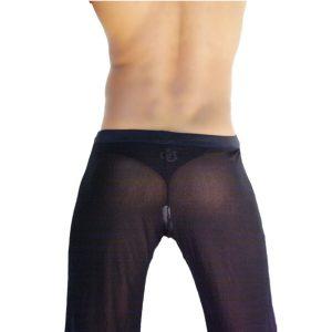 Pantalon Mesh Erotic Negro
